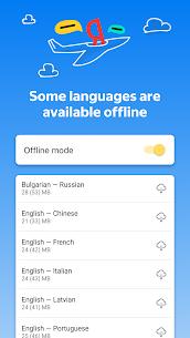 Yandex.Translate – offline translator & dictionary 3