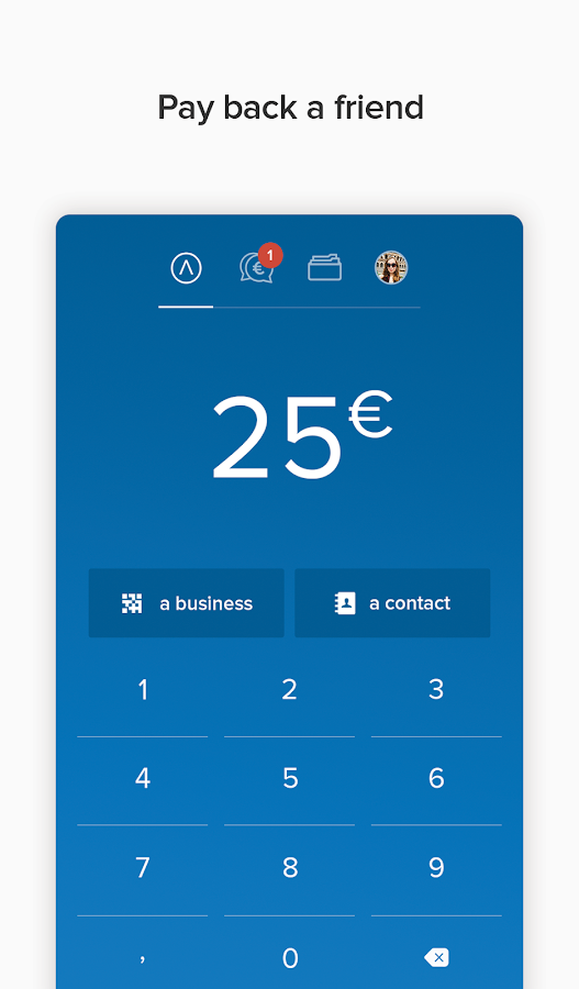 Lydia - Mobile Payment- screenshot
