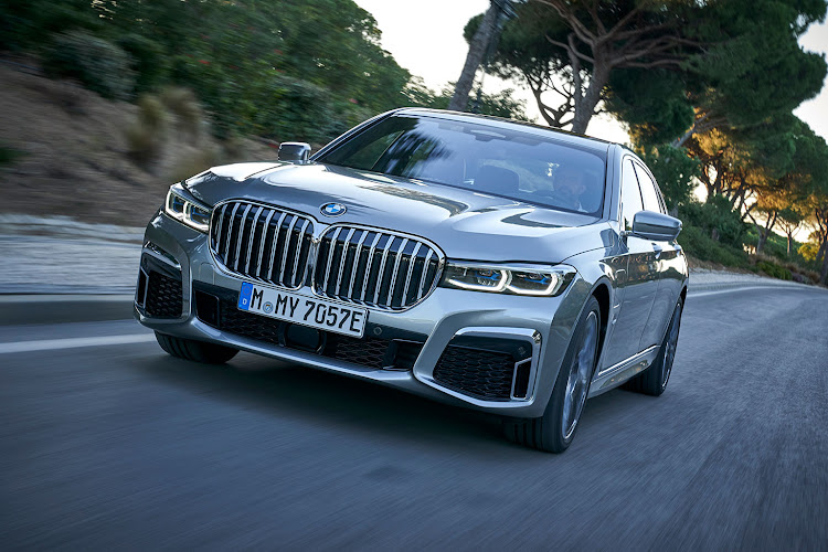 The 7 Series sedan has long reigned as BMW's pinnacle model.