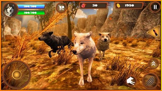 The Ultimate Wolf Simulator - náhled