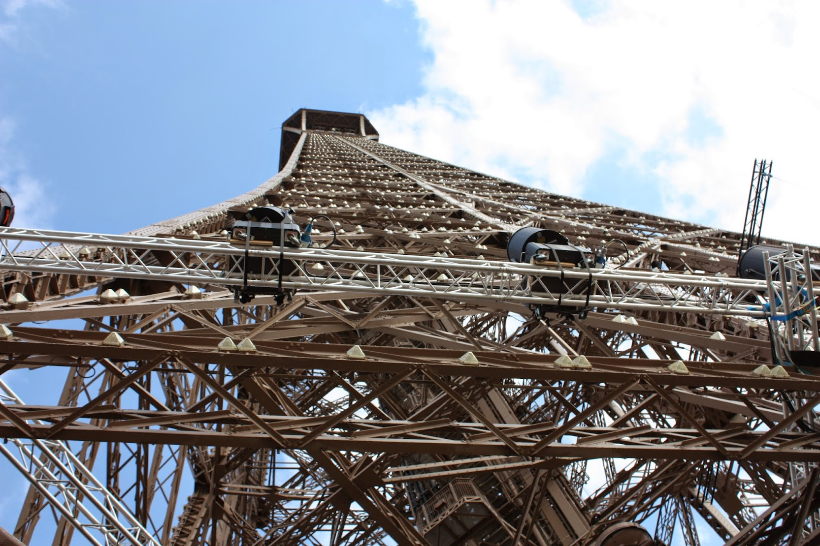 Eiffel tower- the monstrosity of steel