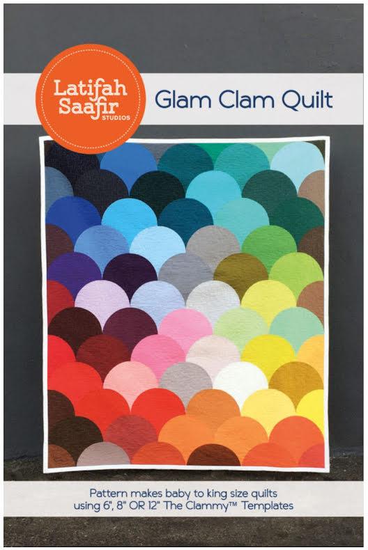 Glam Clam Quilt (13086)