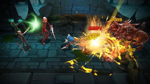 BLADE WARRIOR: 3D ACTION RPG screenshots 1