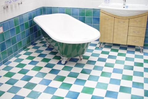 Bathroom Tile Ideas Screenshot