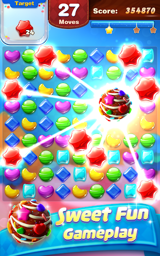 Sweet Candy Forest screenshot 4