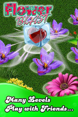Flower Blast Soda Paradise - screenshot