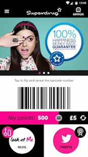 Superdrug- screenshot thumbnail