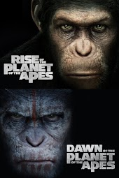 Rise of the Planet of the Apes + Dawn of the Planet of the Apes Double Feature