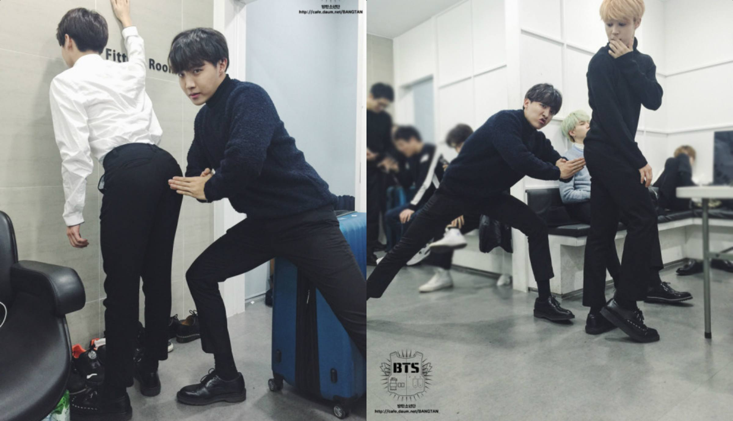 Girls Fingering Each Others Ass with international fans confusedphotos of bts members poking each