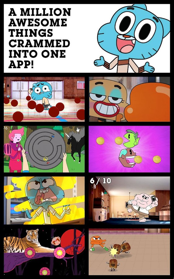 Cartoon Network Anything UK- screenshot