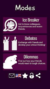 IceBreaker conversation game - náhled