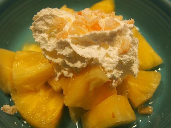 Special Thai Pineapple Recipe