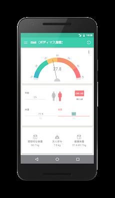BMI 計算 - 理想体重のおすすめ画像2