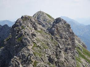 Photo: Hindelanger Klettersteig zum Wengenkopf