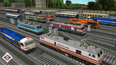 Indian Train Simulator 1.7.2 screenshot 2081445