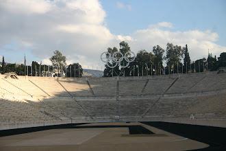 Photo: Ateny - Stadion olimpijski 1896