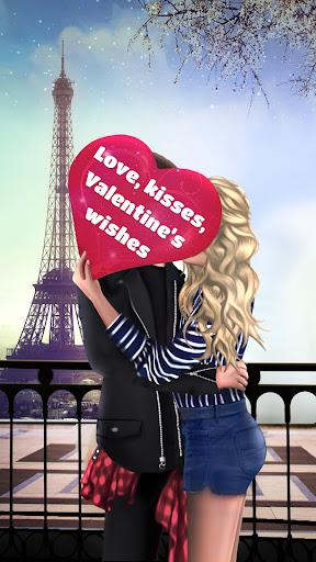 L'histoire d'amour mystérieuse -  jeux de choix  captures d'écran 1