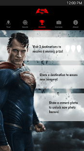 Batman v Superman Tour- screenshot thumbnail