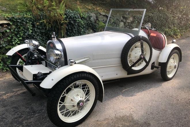 Bugatti Type 35/37 Tribute Hire CT
