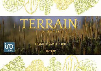 terrain à Longueil-Sainte-Marie (60)