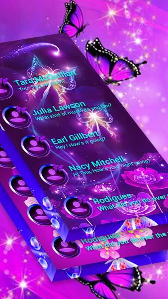 New Messenger 2020 - Butterfly Messenger Themes