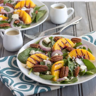 Peachy Keen Salad Recipe