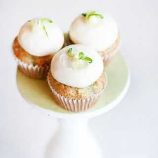 Zucchini Cupcakes and the BEST Cream Cheese Frosting Recipe