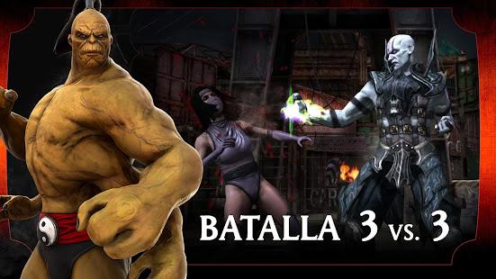 Resultado de imagen para Mortal Kombat google play