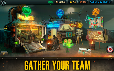 Dead Paradise: Race Shooter App Download For Android and iPhone 5