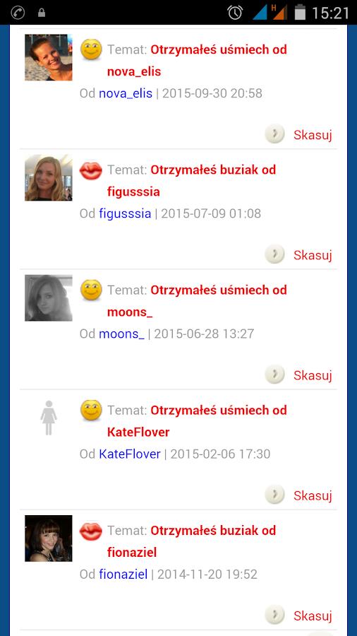 Polish dating app