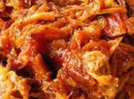 Easy Crockpot Pork Barbecue