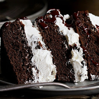 Mississippi Mudslide Cake.