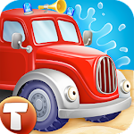 Firetrucks: rescue for kids 2.2 Mod (Unlocked)