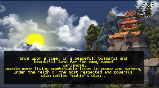 Dragon Scroll  captures d'écran 1