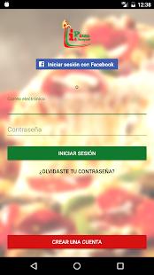 IPizza&Burguer - náhled