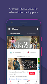 BookMyShow–Movie Tickets,Plays screenshot 04