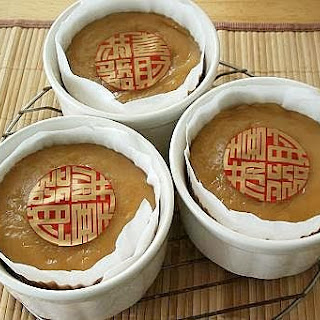 Steamed Nian Gao (年糕)