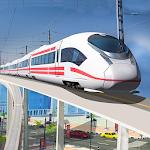 Euro Train Simulator 18 Icon