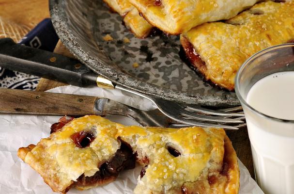 Cherry Hand Pies Recipe