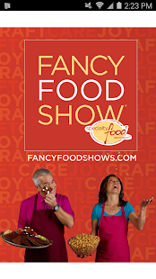 Fancy Food Show screenshot