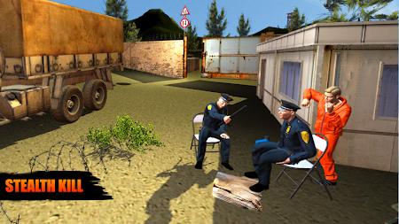 Police Airplane Prison Escape 1.6 screenshot 1108695