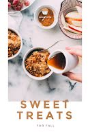 Sweet Treats for Fall - Pinterest Pin item