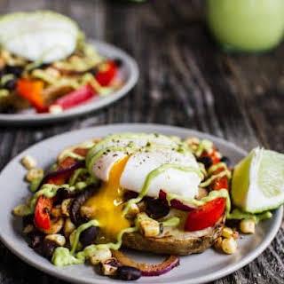 Vegetarian Eggs Benedict Recipes.