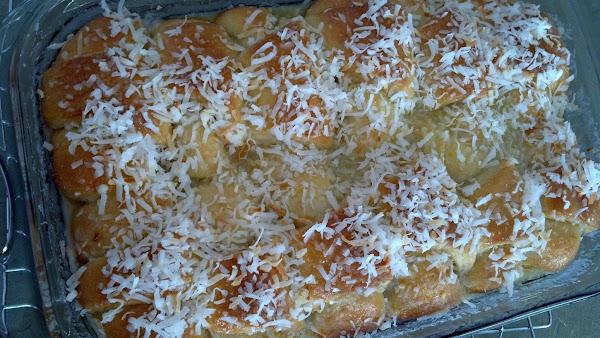 Orange Butter Coffee Cake Recipe