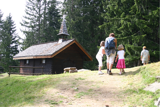 Balade Famille houches