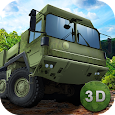 Army Truck Offroad Simulator Icon