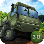 Army Truck Offroad Simulator Icon