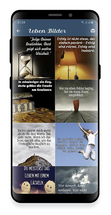 Zitate Sprüche Leben Android Aplicaciones Appagg