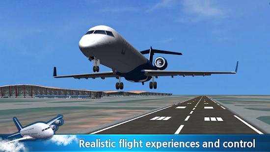Easy Flight - Flight Simulator - náhled