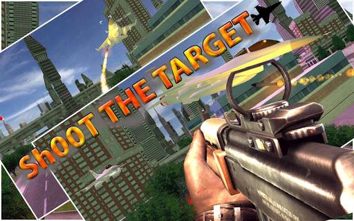 ガンナー3Dシューティングゲーム